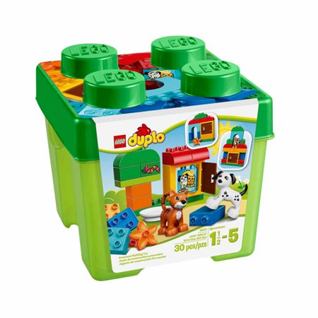 Lego Duplo Creative Play All In One Gift Set