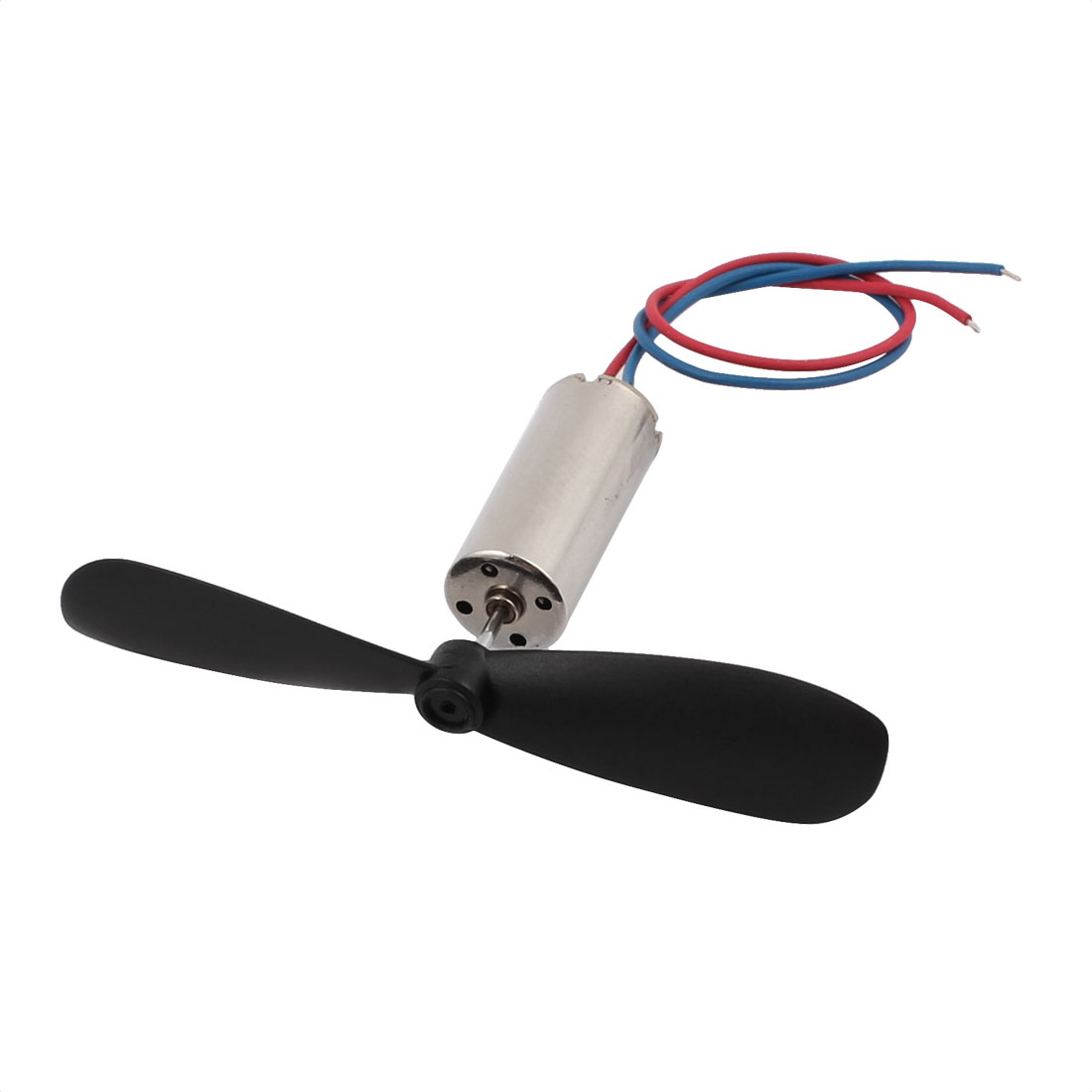 DC 1.5V 25000RPM 716 Motor w CW Helicopter Propeller for RC Quadcopter by Unique-Bargains