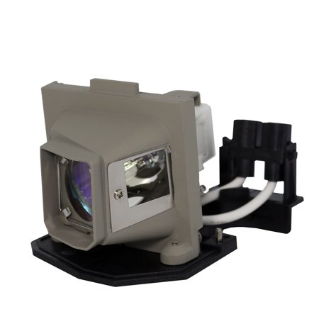 Lutema Economy Bulb for Optoma HW628 Projector (Lamp with Housing) - image 5 de 5