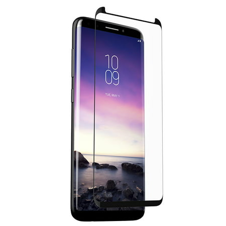 Zagg InvisibleShield Glass Curve Elite For The Samsung Galaxy (Invisibleshield Glass Curve For The Samsung Galaxy S8)
