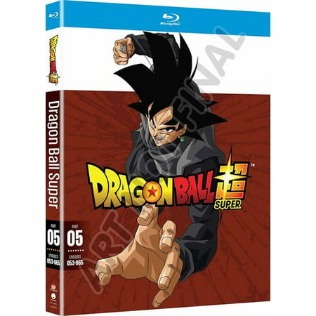 Dragon Ball Super: Part Five (Blu-ray)