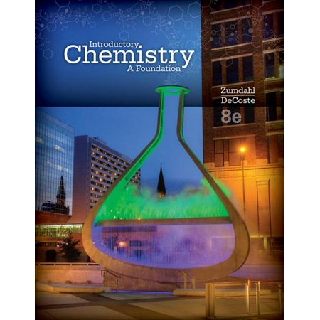 Lab Manual for Zumdahl/Decoste's Introductory Chemistry: A Foundation,