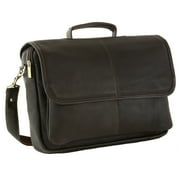 Hammer Anvil Solano Colombian Vacquetta Leather Messenger Bag Laptop Briefcase