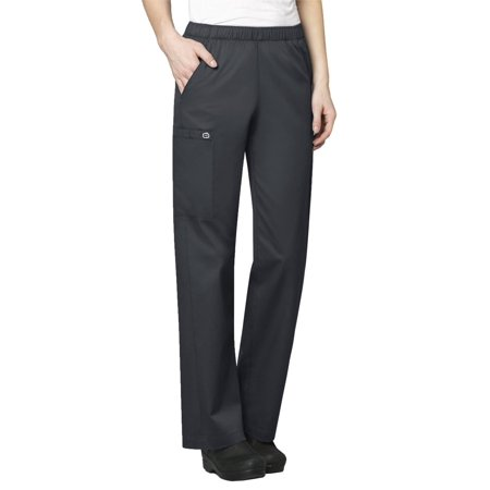 WonderWink WonderWORK Pull-On Cargo Pant Scrub Bottoms