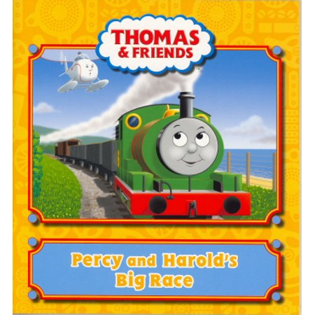 Percy and Harold's Big Race (Thomas & Friends)