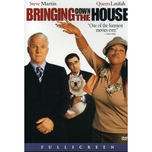 BRINGING DOWN THE HOUSE (DVD/FF)