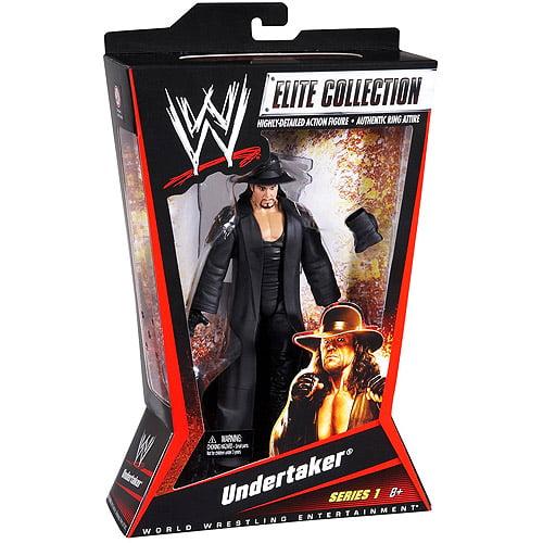 Mattel WWE Wrestling Elite Series 1 Undertaker Action Figure