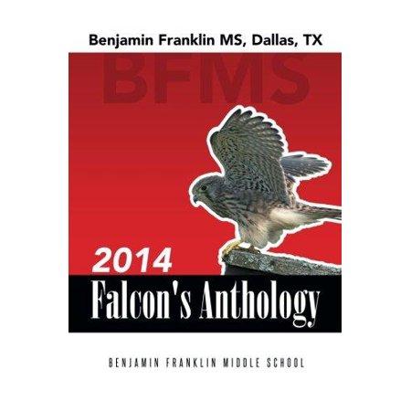 2014 Falcon's Anthology: Benjamin Franklin MS, Dallas, TX - image 1 de 1