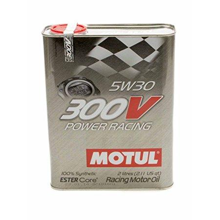 Motul 300V POWER RACING 5W30 - 2L - Racing Engine Oil