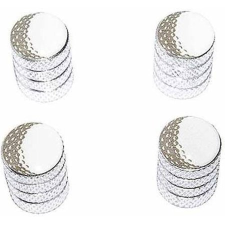 Golf Ball Golfing Tire Rim Wheel Aluminum Valve Stem Caps, Multiple Colors](Gold Fangs Caps)