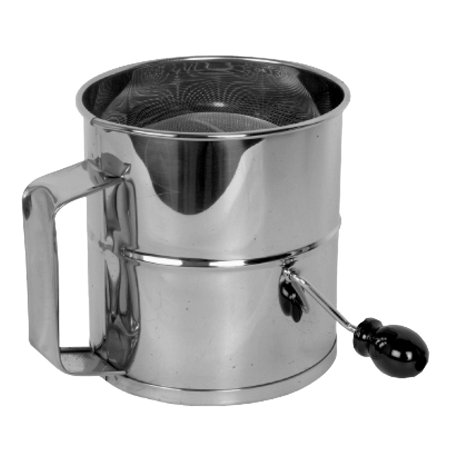8-Cup Flour Sifter by Thunder Group by
