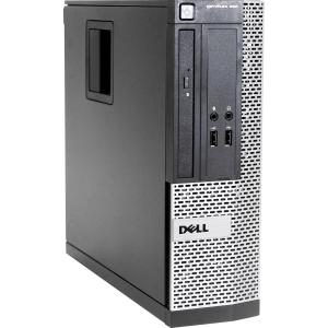 Refurbished Dell Optiplex 390-SFF WA1-0401 Desktop PC with Intel Core i5-2400 Processor, 4GB Memory, 250GB Hard Drive and Windows 10 Pro (Monitor Not Included)