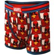 Mad Engine Men's Marvel Comics Deadpool Size Small Boxer Briefs