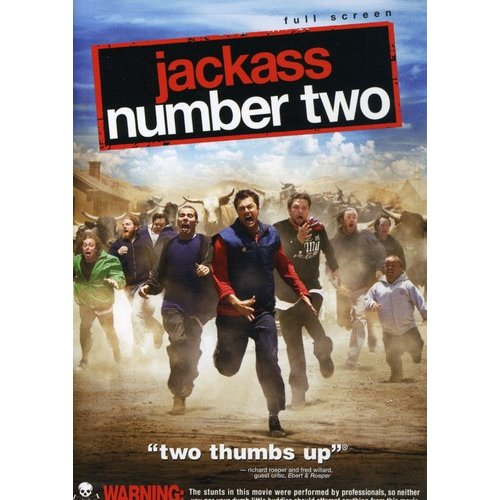 JACKASS: NUMBER TWO [RATED FULL SCREEN VERSION]