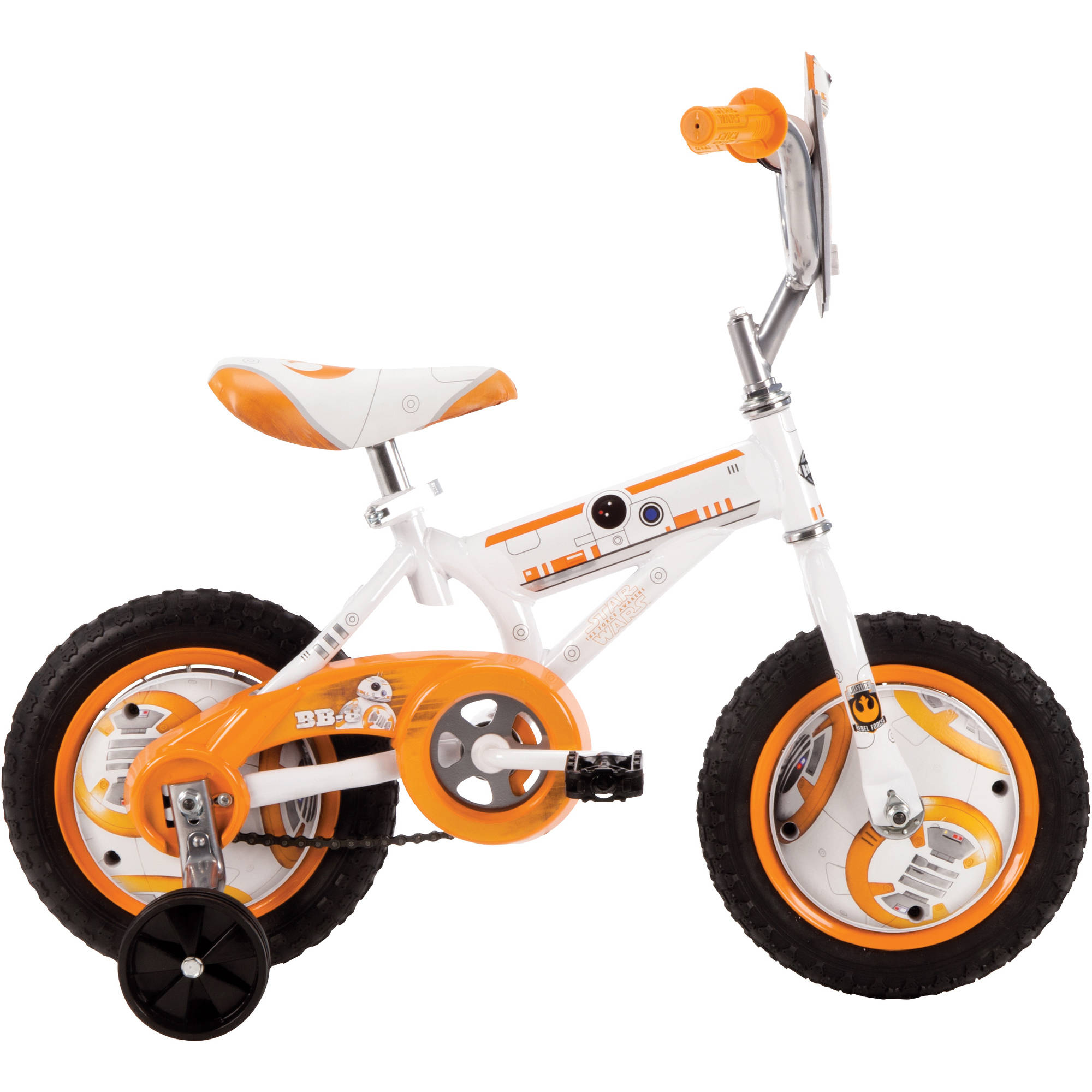 "12"" Huffy STAR WARS Episode VII BB-8 Bike by Huffy"