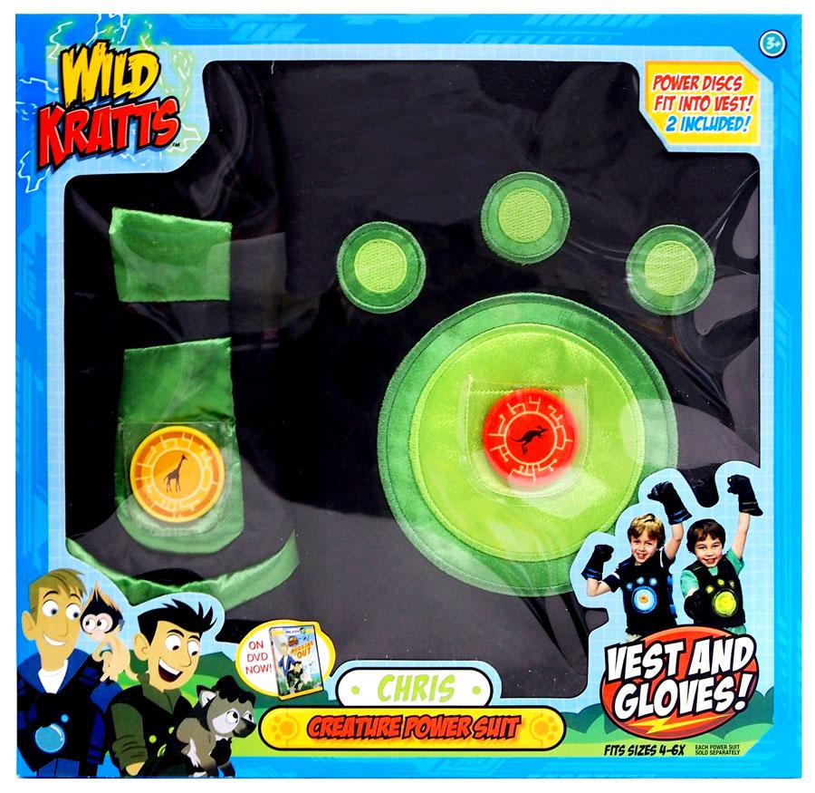 Wild Kratts Creature Power Suit [Chris]