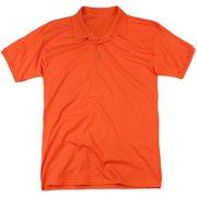 Mr Bean Respect The Teddy (Back Print) Mens Polo Shirt