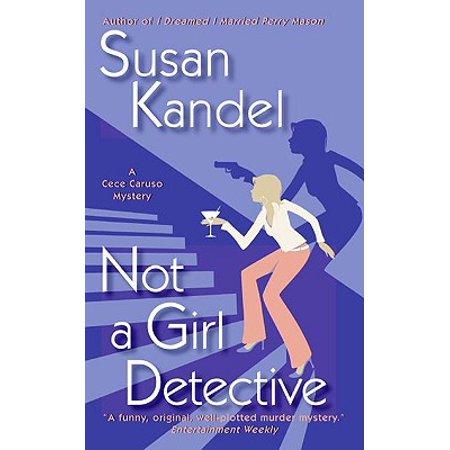 Not a Girl Detective - eBook