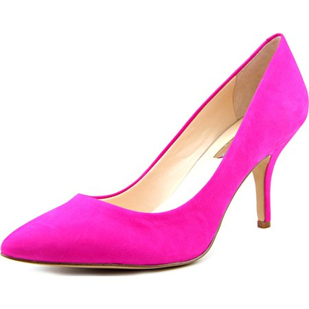 INC International Concepts Zitah   Pointed Toe Leather  Heels