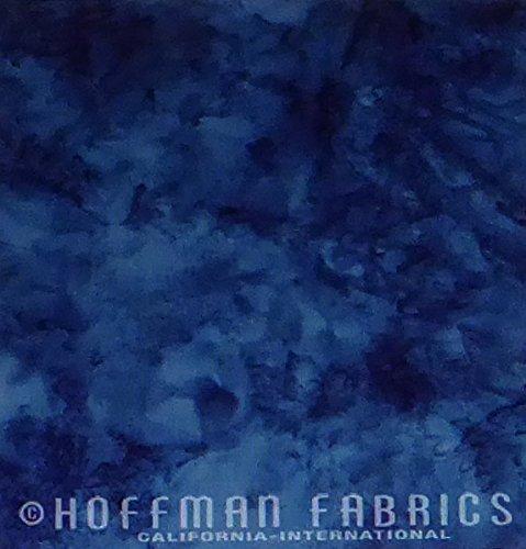 McKenna Ryan Bali Batik Palette~Delft MR1895-243 Sold by the  Yard by Hoffman of CA