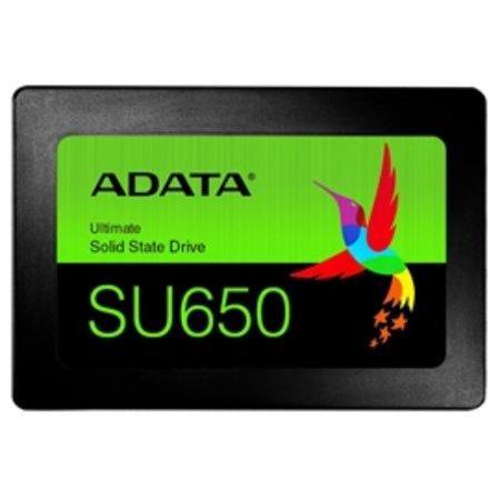 Adata Ultimate SU650 ASU650SS-120GT-R 120 GB Solid State Drive - SATA (SATA/600) - 2.5