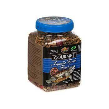 Gourmet Aquatic Turtle Food, 6.8 By Zoo Med by