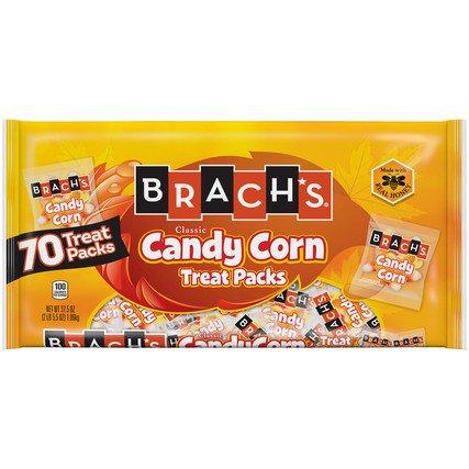 Candy Corn Art (Brach's Halloween Candy Corn Treat Packs, 70)