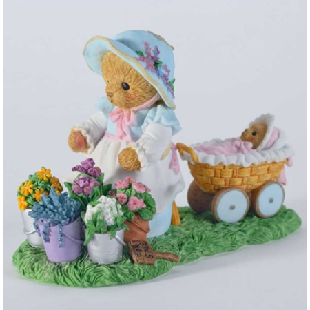 Cherished Teddies Priceless Is A Friendship In Bloom Two (Cherished Teddies Girl)