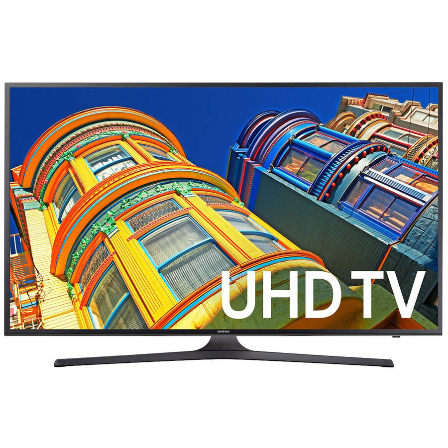 "Refurbished Samsung 70"" Class - 4K Ultra HD, Smart, LED TV - 2160p, 60Hz (UN70KU630D)"