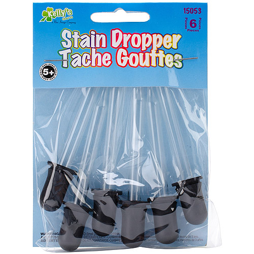 Stain Droppers, 6pk