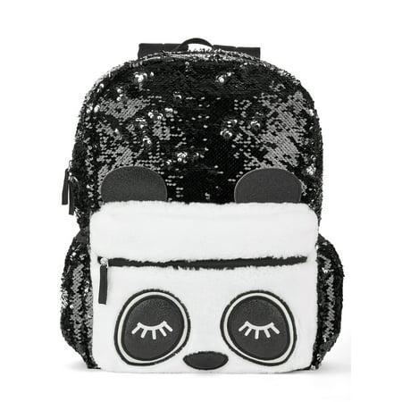 Wonder Nation Sequin Panda Backpack for $<!---->