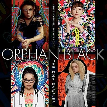 ORPHAN BLACK:DNA SAMPLER (OST) (Motu Machfive Universal Sampler)