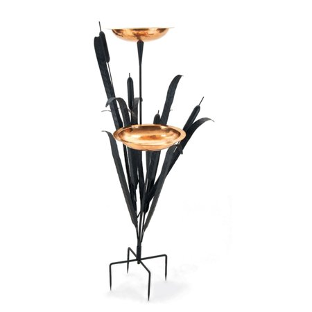 Achla Designs Double Cattail Birdbath