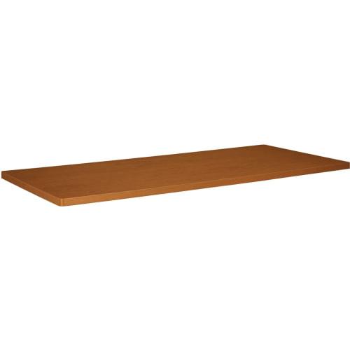 """Table Top, Rectangular, 96""""x44""""x1-1/8"""", Bourbon Cherry BSXRT96T2H"""
