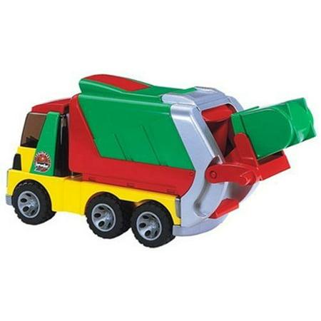 Bruder Toys Roadmax Garbage Truck Bruder Toys Roadmax Garbage Truck