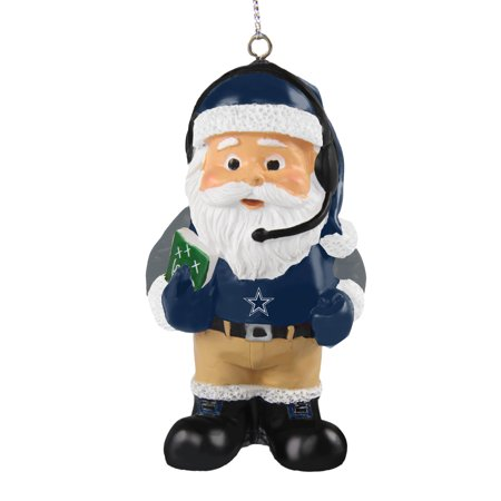 Dallas Cowboys Coach Santa Ornament Nfl Licensed Indianapolis Colts Ornament
