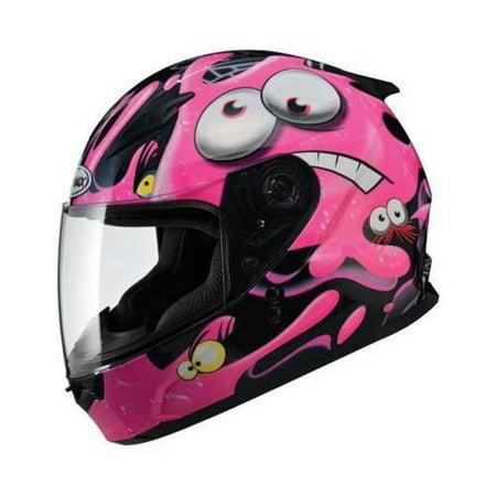 G-Max G049002 Rubber Nose Gaurd for GM49Y Helmet ()