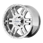 Moto Metal mo951 18x9 8x170 -12et 130.81mm chrome wheel