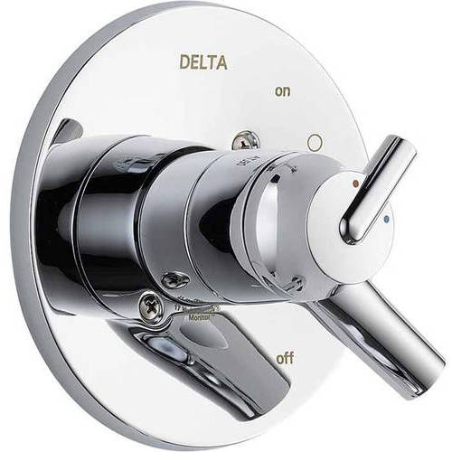 Delta TrinsicDual Function Pressure Balanced with Integrated Volume Control Less Rough-in, Available in Various Colors