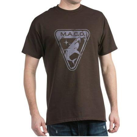 ebe083c57 CafePress - Star Trek MACO T-Shirt - 100% Cotton T-Shirt - Walmart.com