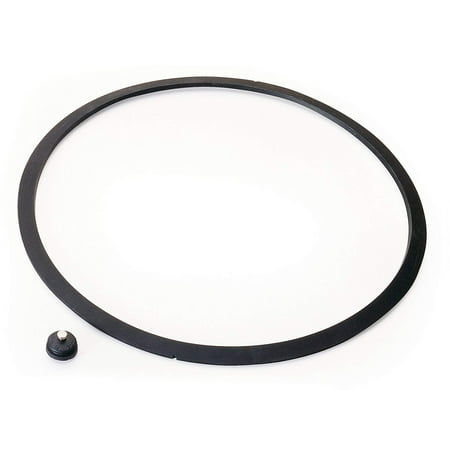 09901 Pressure Cooker Sealing Ring and Automatic Air Vent, Presto 09901 Pressure Cooker Sealing Ring for 6 Quart By