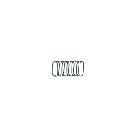 - MACs Auto Parts  60-36559  Tail Light Lens To Housing Gasket Set - 6 Pieces - Mercury