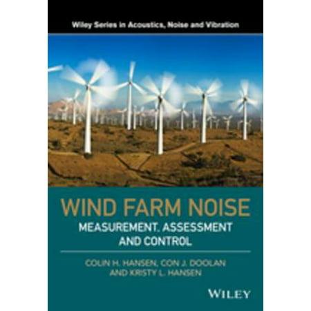 Wind Farm Noise - eBook