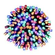 annt solar powered led string light ambiance lighting 55ft 17m 100 led solar fairy - 100 Led Christmas Lights
