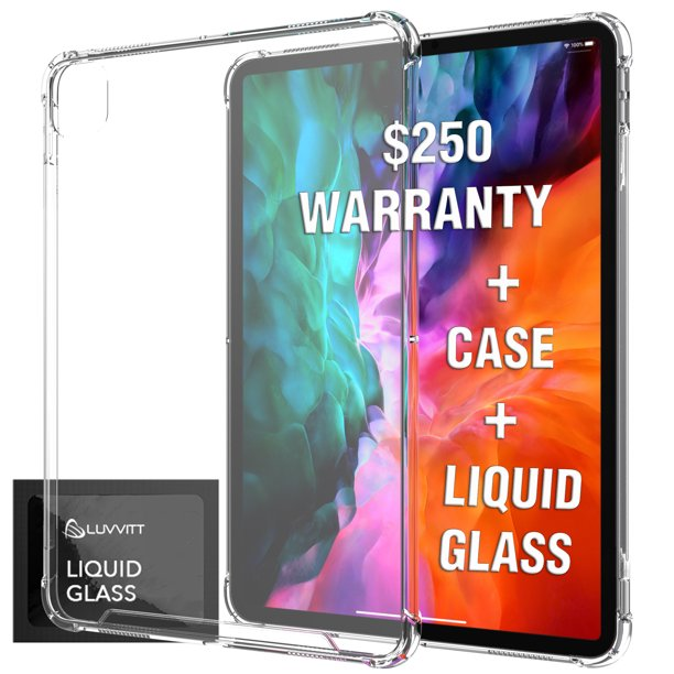 LUVVITT iPad Pro 12.9 Case with $250 Protection Coverage ...