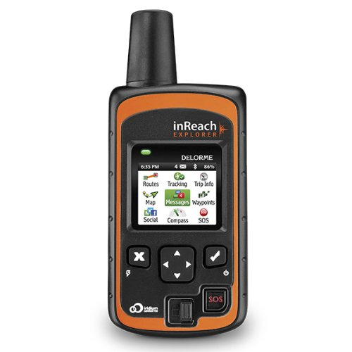 DeLorme InReach Explorer Global Satellite Communicator AG-008727-201