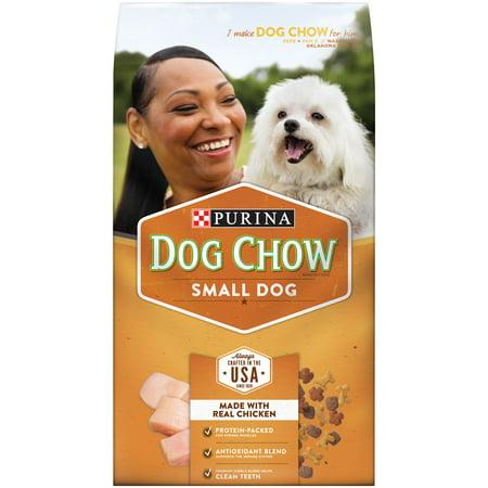 Purina Small Dog Chow Reviews