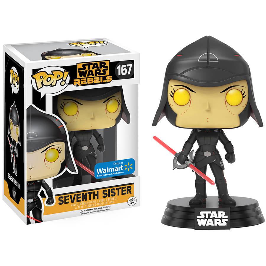 Funko POP! Star Wars Rebels, Seventh Sister, Walmart Exclusive