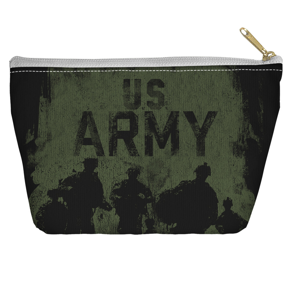 Army Strong Accessory Pouch White 8.5X6