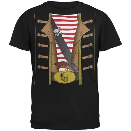 93c59448e Old Glory - Pirate Costume T-Shirt - Walmart.com